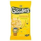 Goodies Banana Puffcorn 4 x 10g