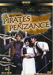 Gilbert & Sullivan: Broadway Theatre Archive (The Pirates of Penzance / Kline, Ronstadt, Smith, Routledge, Delacorte Theater )