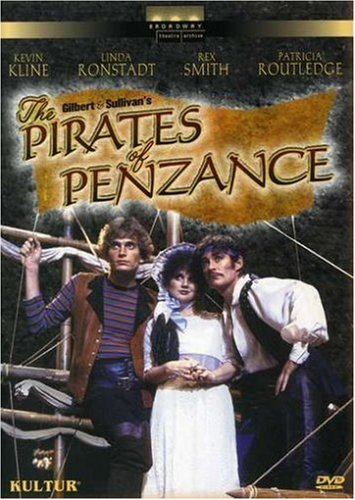 - Gilbert & Sullivan: Broadway Theatre Archive (The Pirates of Penzance / Kline, Ronstadt, Smith, Routledge, Delacorte Theater )