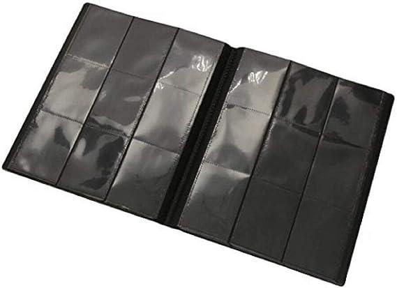 Jet Black 4-Pocket Eclipse PRO-Binder