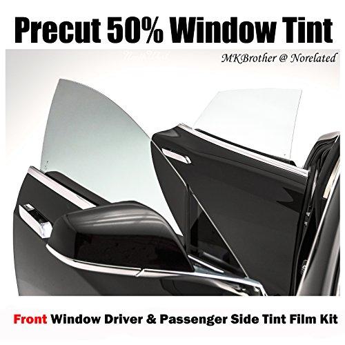 4pcs Sun//Rain Guard Vent Window Visors Kit for HONDA CR-V 12-16 Left/&Right Side