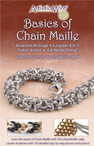 Beadalon Books-Chain Maille Beginning - Anderson Jewelry Bracelets