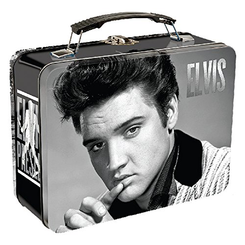 Vandor 47170 Elvis Presley Large Tin ()