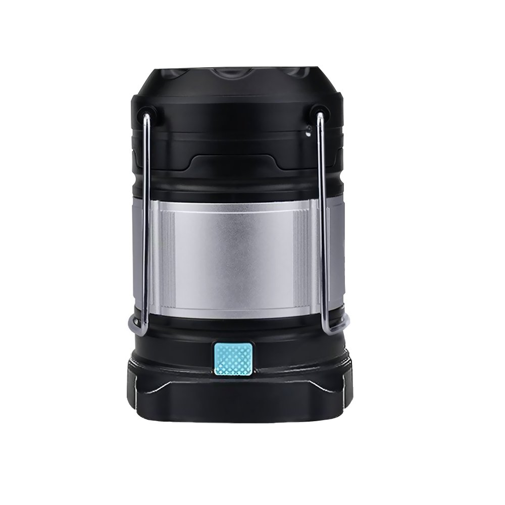 Portable Outdoor LED Camping Lantern Light Rechargeable Battery,Folding Camping Lantern Lamp for Home ,Outdoor, Emergency, Hiking, Fishing and Tent