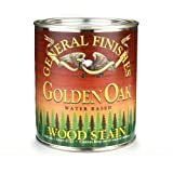 General Finishes Water Based Stain Golden Oak Gallon