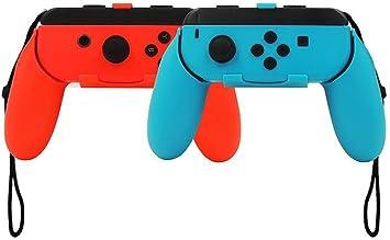 Teepao Controlador Grip Joystick para Nintendo Switch Joy-con, 2 ...