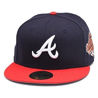 New Era Atlanta Braves World Series 1995 Fitted Hat