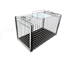 Tomahawk Model 306NC2 Two Door Transfer Cage