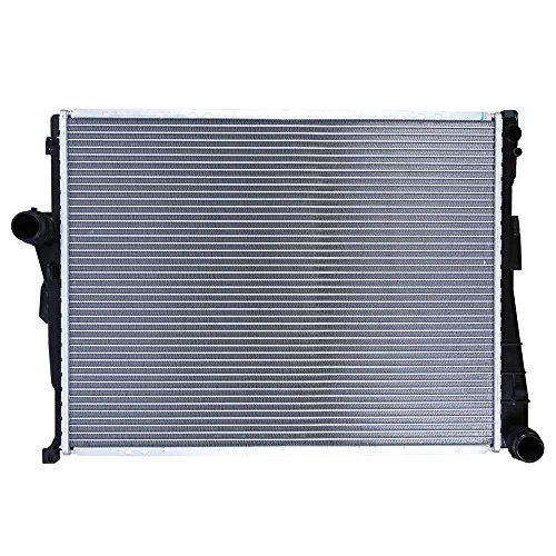 2001 Bmw 325i Radiator - Prime Choice Auto Parts RK1036 New Complete Aluminum Radiator