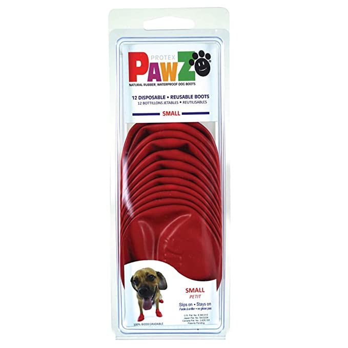 Pawz Dog Boots Water-Proof Dogs Boot