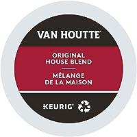 Van Houtte Original House Single Serve Keurig Certified Recyclable K-Cup pods for Keurig brewers, 30 Count