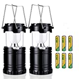 Camping Lantern, Pictek Led Lantern Portable Super Bright Outdoor Collapsible LED Camp Lightweight Flashlights