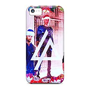 Apple Iphone 5c ZTo7234fXjv Provide Private Custom Beautiful Linkin Park Series Protective Hard Phone Cases -MarieFrancePitre