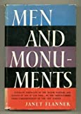 Men and Monuments, Janet Flanner, 0836918762