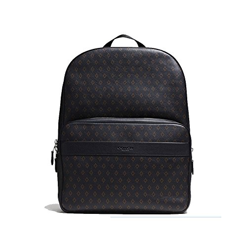 HAMILTON BACKPACK PRINTED LEATHER F72156