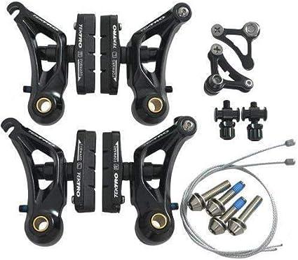 Tektro CR720 Cyclocross Cantilever Brake Set Front /& Rear Black