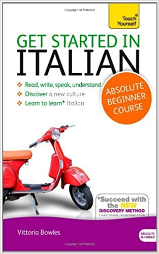 By Vittoria Bowles Get Started in Italian (5th Fifth Edition)
