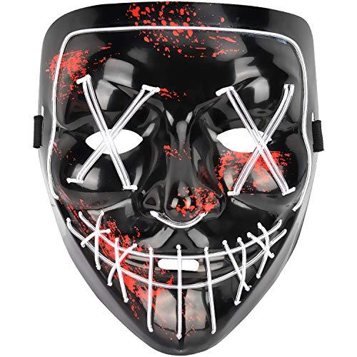 Led Light Up Mask in US - 3