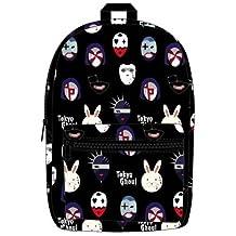 Backpack - Tokyo Ghoul - Mask Sublimated New Toys Licensed bq2wzgtgh