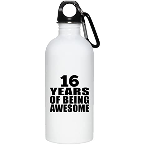 Birthday Gift Idea 16th 16 Years Of Being Awesome