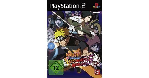 Naruto Shippuden - Ultimate Ninja 5 [Software Pyramide ...