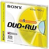 DVD+Rw 4.7 Gb