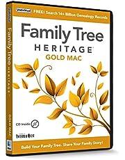 Family Tree Heritage Gold 16 - Mac