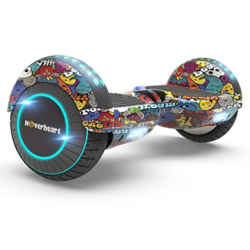 Monsters Scooter - Hoverboard Two-Wheel Self Balancing Electric Scooter 6.5