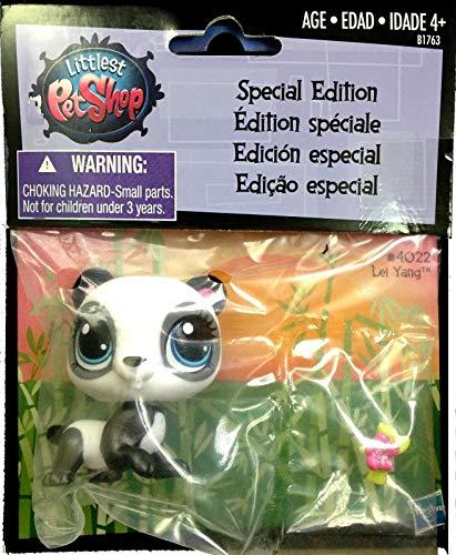 Littlest Pet Shop Collect n Get Pet Lei Yang #4022 Doll