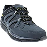 MBT Men's Zuberi Lace Castle Rock Black/Submarine Leather