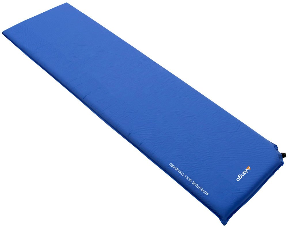 091cae0c69e Vango DLX Outdoor Self Inflating Mat available in Blue - Double   Amazon.co.uk  Sports   Outdoors
