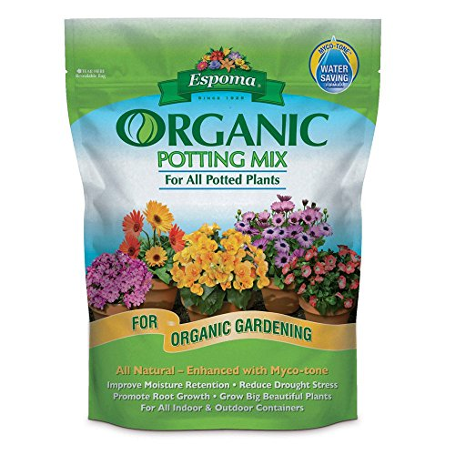 Espoma AP16 16 Quart Organic Potting Mix -