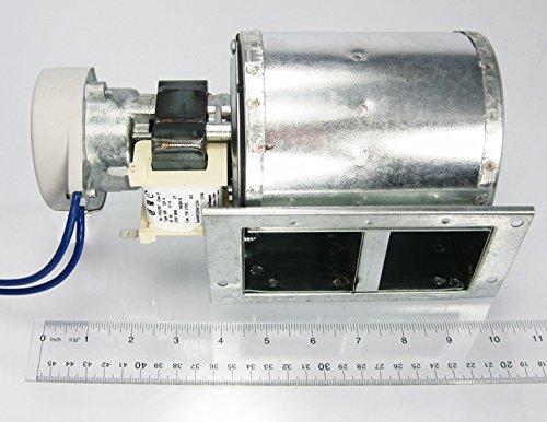 Coleman / Evcon Ind. 7990-6451 Furnace Booster Motor Assembly Genuine Original Equipment Manufacturer (OEM) (Inducer Assembly Part)