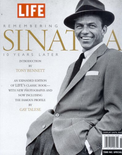 Life: Remembering Sinatra (10 years Later: an expanded edition of Life's Classic Book, Vol 8, No. 5) pdf