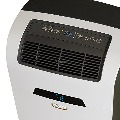 Amazon com: Idylis 10,000-btu 300-sq Ft 115-volt Portable Air