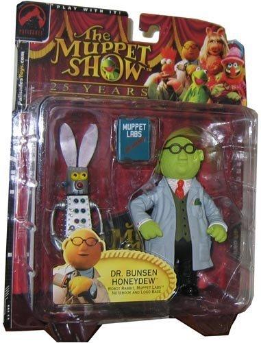 The Muppet Show Series 1 Dr Bunsen Honeydew by Palisades (Muppets Dr Bunsen Honeydew)