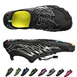 gracosy Mens Womens Water Shoes, Barefoot Quick-Dry Aqua Water Sports Shoes for Surf