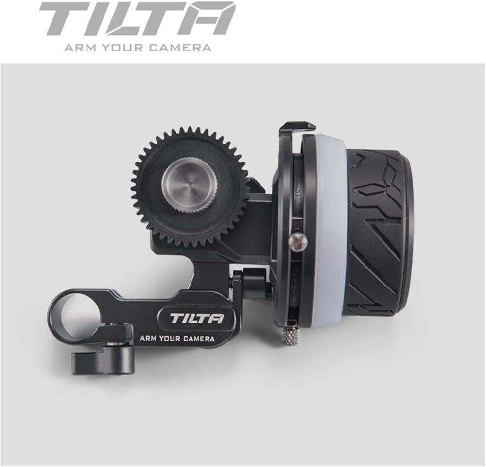 Obiettivo mini Follow Focus Zoom Control Lightweight compatibile con DSLR Sony A7 A9 BMPCC 4K 6K VS Nucleus N Nano TILTA//Tiltaing FF-T06