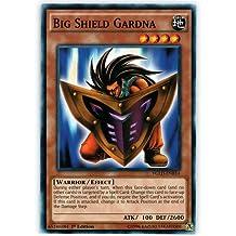 Yu-Gi-Oh! - Big Shield Gardna (YGLD-ENB14) - Yugi's Legendary Decks - 1st Edition - Common by Yu-Gi-Oh!