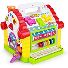 [Patrocinado] TOYK Juguetes musicales para niños, juguetes educativos electrónicospara niños y niñas., Multi color