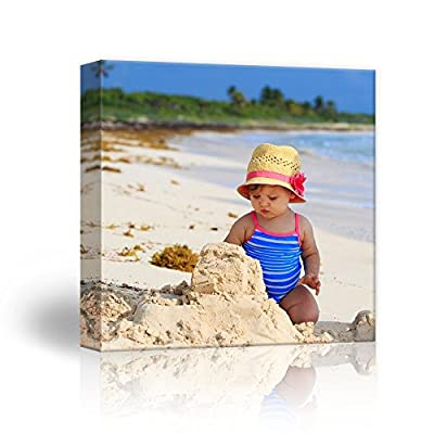 Wall26 Personalized Photo to Canvas Print Wall Art - Custom Your Photo On Canvas Wall Art - Digitally Printed