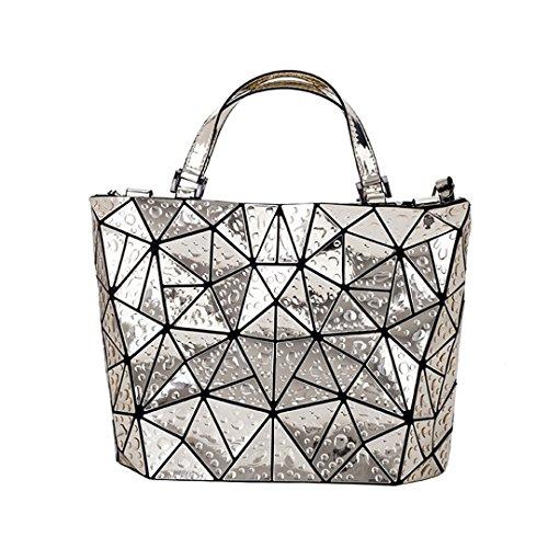 Single Ladies Diamond Style Bao Handbags Style Geometric Mirror Golden Gold Handbags 1 Bao Women Designer Styles 3 Latest Baobao Laser Cube xqUtwPfpnv
