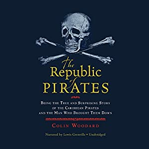 The Republic of Pirates Hörbuch