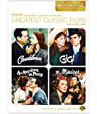 TCM Greatest Classic Films Collection: Best Picture Winners (Casablanca / Gigi / An American in Paris / Mrs. Miniver) (Bilingual)