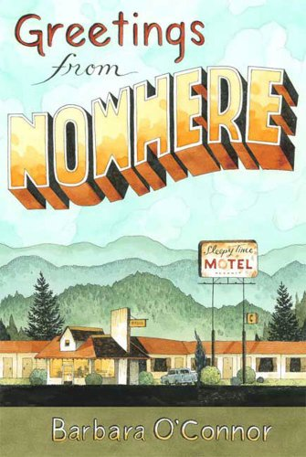 Greeting Book - Greetings from Nowhere (Frances Foster Books)