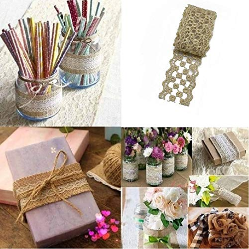 Accessories Birthday Accessories Halloween 1M*3.5CM Cotton Chinlon Flower Lace Trim Fabric Islamic DIY Crafts Gift Box Packaging Sewing Supplies Decoration Accessories for $<!--$13.99-->