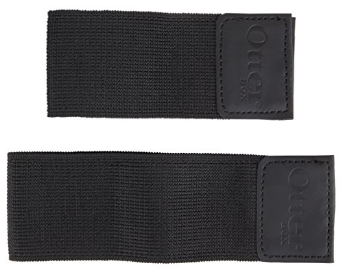 OtterBox Universal Armband for 4''-5'' Smartphones - Retail Packaging - Black by OtterBox (Image #4)