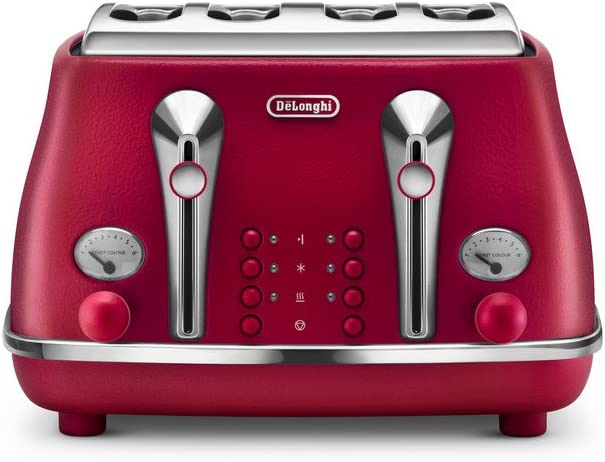 DeLonghi Icona, 4 Slice Toaster Review