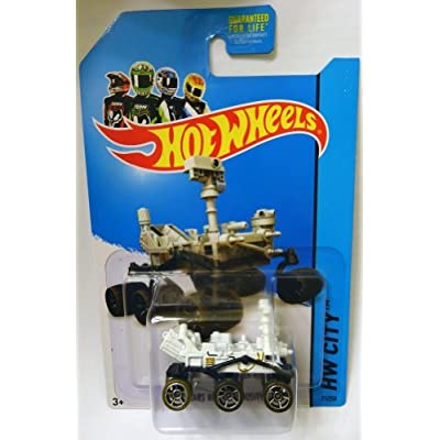 2014 Hot Wheels Mars Rover Curiosity (71/250): Toys & Games