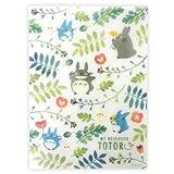 Ghibli My Neighbor Totoro colorful leaf pattern B5 - Best Reviews Guide